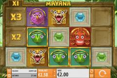 mayana quickspinm