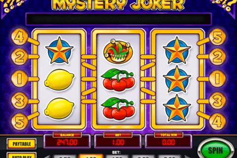 mystery joker playn go