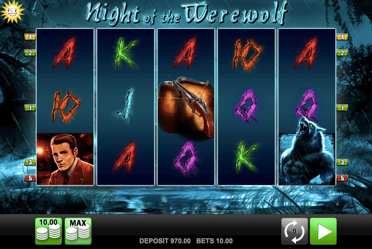 night of the werewolf merkur