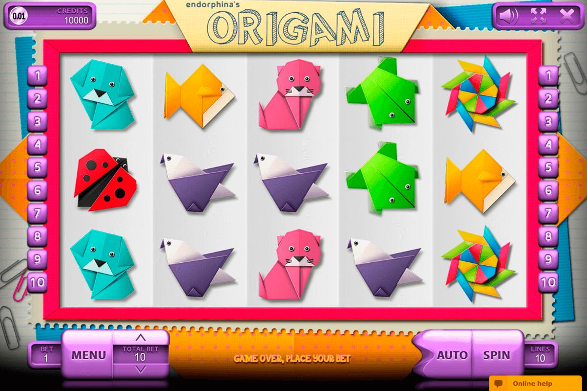 origami endorphinam