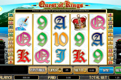 quest of kings amaya