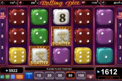 rolling dice egtm