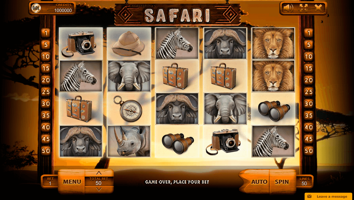 safari endorphinam