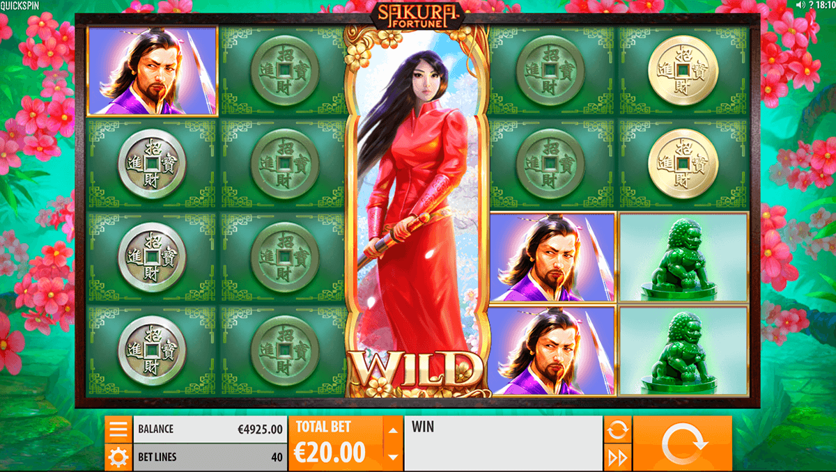 Spiele The Sakura Legend - Video Slots Online