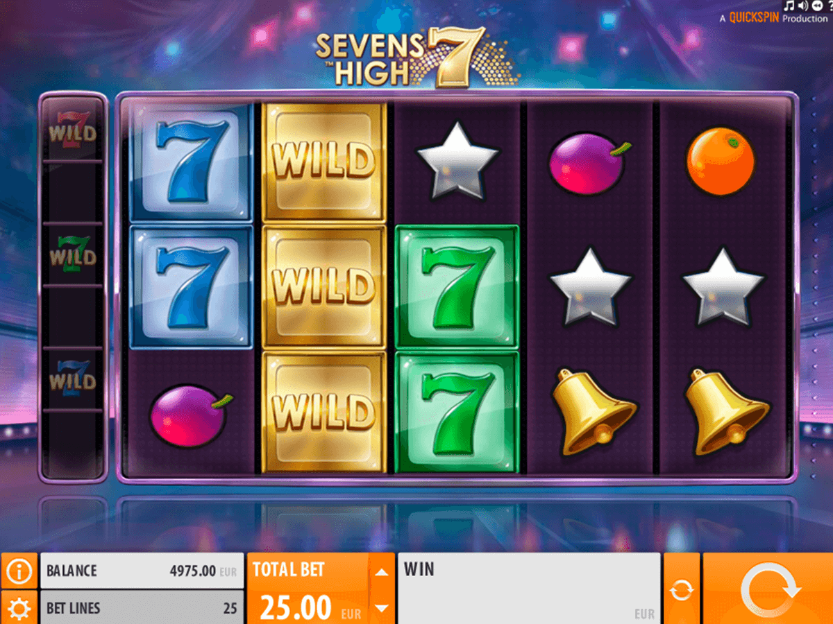 sevens high quickspinm