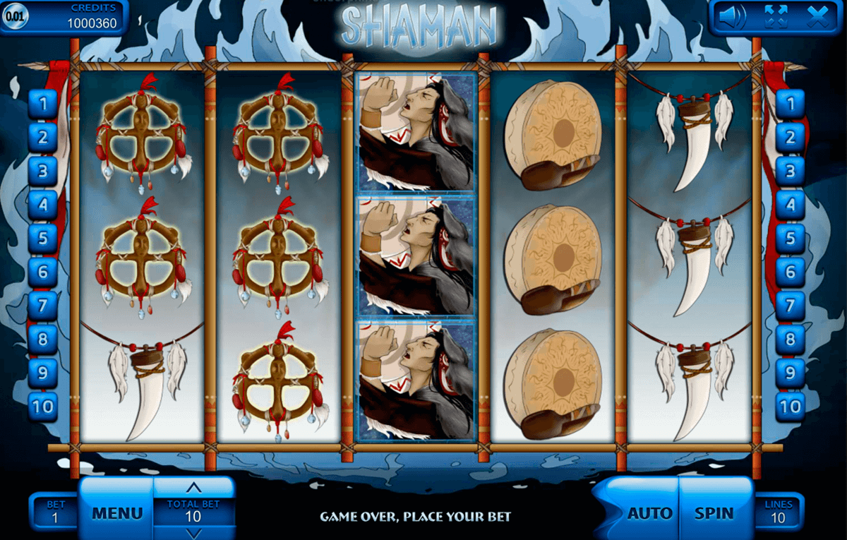 shaman endorphinam