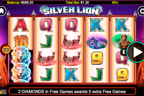 silver lion lightning bo