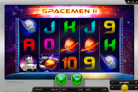 spacemen ii merkur