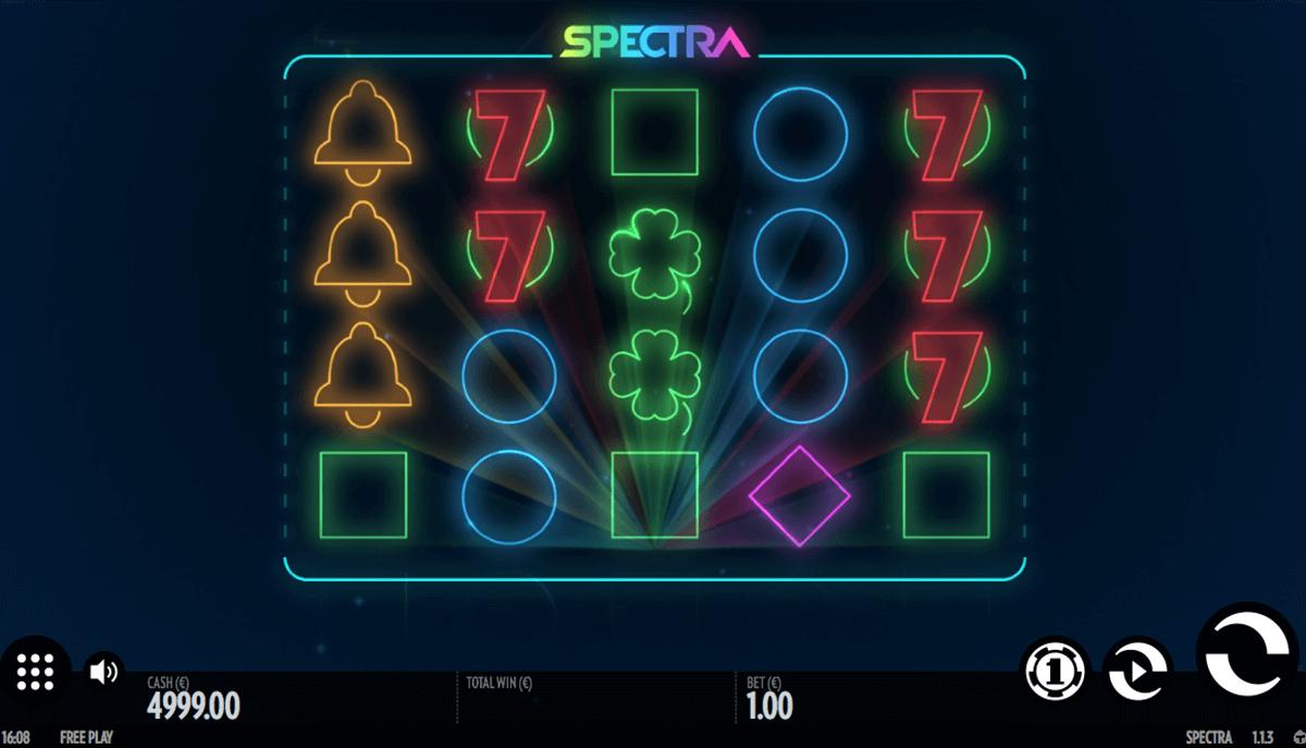 spectra thunderkick