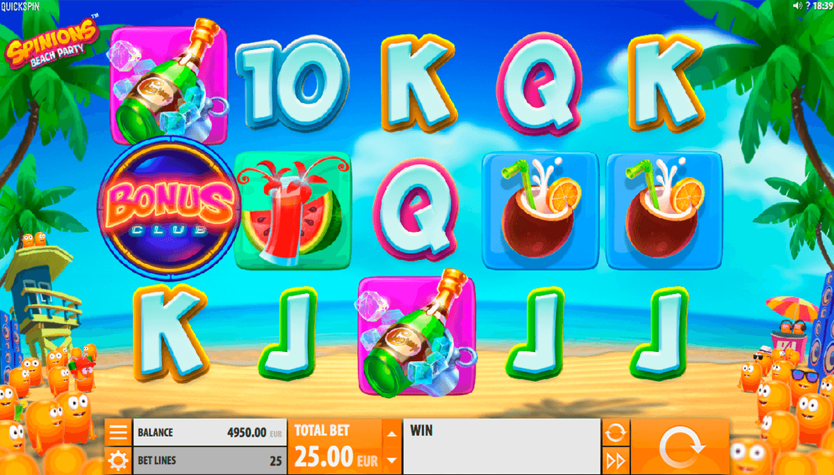 Spiele Bourbon Street Bash - Video Slots Online