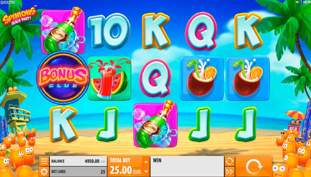 casino spiele für party