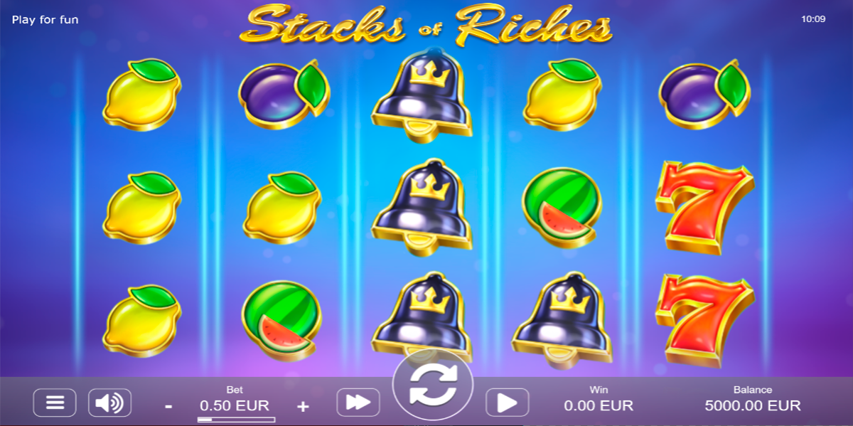 stacks of riches sthlm gaming