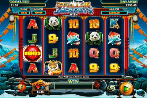 stellar jackpots with more monkeys lightning bo