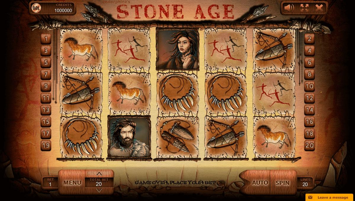 stone age endorphinam