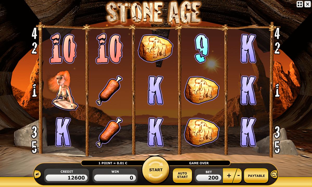 stone age kajot
