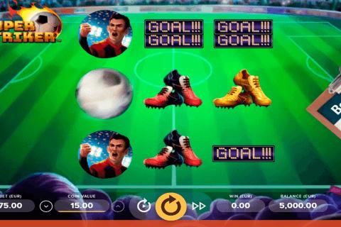 super striker netent