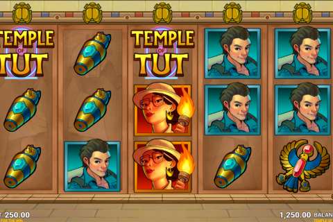 temple of tut microgaming