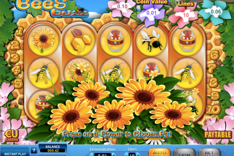 the bees buzz skillonnet