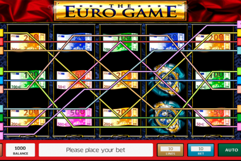 the euro game novomatic
