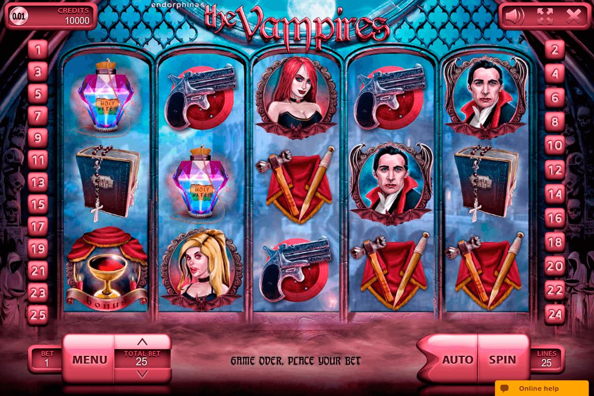 the vampires endorphinam