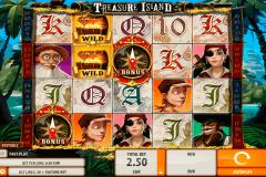treasure island quickspinm