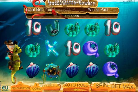 underwater cowboy skillonnet