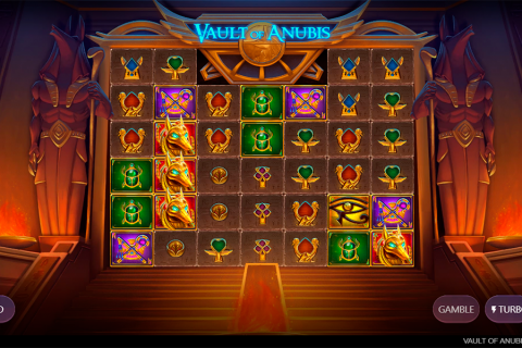vault of anubis red tiger