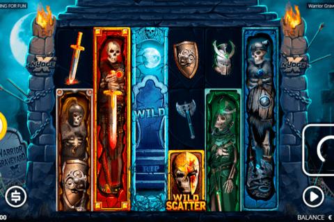 warrior graveyard nolimit city