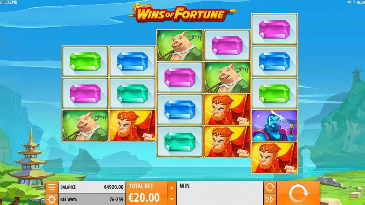 wins of fortune quickspinm